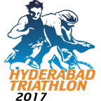 Hyderabad Triathlon 2017 photos, Download Race photos, Finishers medal photos, Finisher video, Finish line photographs, Race photography, Event photography, Candid moments of Race participants