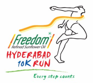 Hyderabad 10K Run 2018 photos, Download Race photos, Finishers medal photos, Finisher video, Finish line photographs, Race photography, Event photography, Candid moments of Race participants