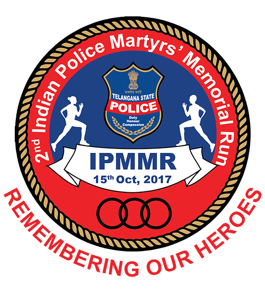 Indian Police Martyrs' Memorial Run photos, Download Race photos, Finishers medal photos, Finisher video, Finish line photographs, Race photography, Event photography, Candid moments of Race participants